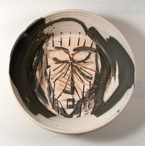 Agustí Puig: Artworks · Ceramics · Face